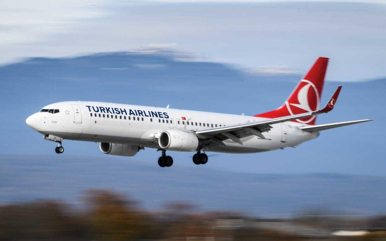 Turkish Airlines -10% atlaide aviobiļetem