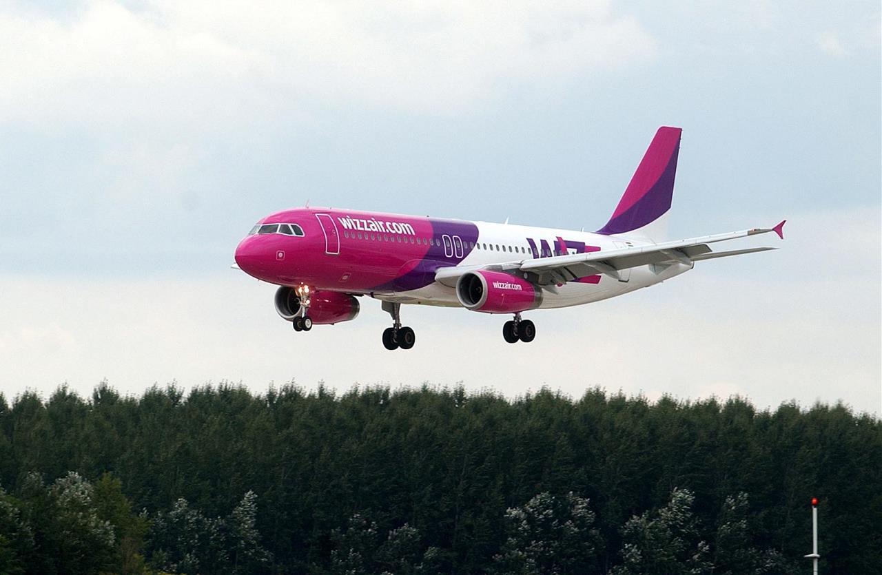 авиакомпания Wizzair открыла новый маршрут из паланги в дортмунд